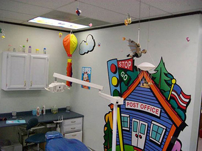 Pediatric dentist in downtown san antonio tx about us for Rooms to go kids san antonio